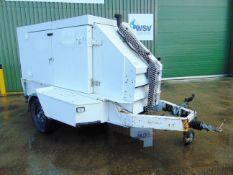 Trailer Mounted Containerised 130 KVA Mecc Alte Diesel Generator