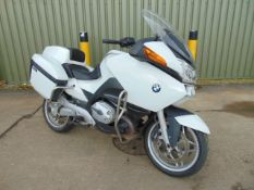 2008 BMW R1200RT Motorbike ONLY 57,353 Miles!