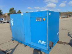 ALUP SCK 101-8 SCREW COMPRESSOR 75 KW 3 PHASE