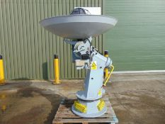 EADS Astrium SCOT4 Shipborne Communications Antenna
