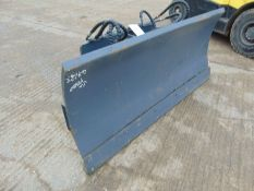 Unissued 6' Hydraulic Snow Plough Blade for Telehandler, Forklift, Tractor Etc