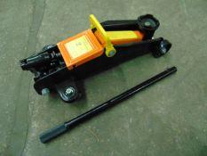 UNISSUED Hydraulic Floor Jack (2 TON)