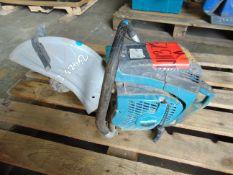 Makita EK6100 Petrol Cut Off Saw Concrete / Steel Chop Saw / Disc Cutter