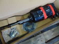 """UNISSUED Heavy Duty 1"""" Air Impact Wrench"""