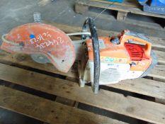 STIHL TS400 Petrol Cut Off Saw Concrete / Steel Chop Saw / Disc Cutter