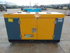UNISSUED 25 KVA 3 Phase Silent Diesel Generator Set