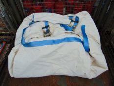 4 x Large Regentec 12 Cotton Bag Assys