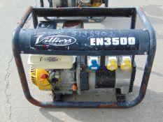 VILLIERS EN 3500 240/110 VOLT GENERATOR