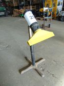 ADJUSTABLE DUST COLLECTOR FOR WOOD MACHINE