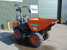 2012 Ausa D120 AHA High Lift Dumper ONLY 454 HOURS From UK Govt Dept.
