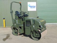 2006 Wacker Neuson RD27-100 Hydrostatic Vibratory Roller ONLY 507 HOURS!