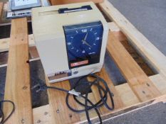 LIDDY TOP-ACE ELECTRIC TIME CLOCK
