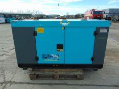 2020 UNISSUED 60 KVA 3 Phase Silent Diesel Generator Set