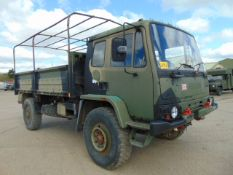 Leyland Daf 45/150 4 x 4 fitted with Hydraulic Winch ( operates Front and Rear )