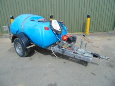 Mainway Fast Tow Pressure Washer Bowser Trailer