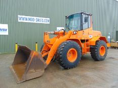 Hitachi W130 Wheel Loader ONLY 8,432 HOURS!