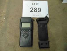 ROCKWELL HNV 2000 GPS RECIEVER C/W VEHICLE MOUNT AS SHOWN