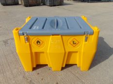 Unused AO DTK 480L Mobile Diesel Tank C/W 12v Fuel Pump, Nozzle, Hose etc