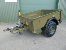 Penman General Lightweight Trailer designed to be towed by Wolf Land Rovers