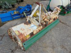 Tractor Mounted Carroy Flail Topper Mower