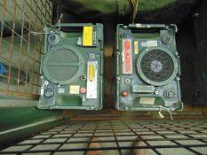 2X CLANSMAN 50 AMP POWER SUPPLY UNITS