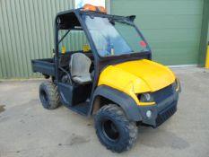 2012 JCB Workmax 1000D 4WD Diesel Utility Vehicle UTV