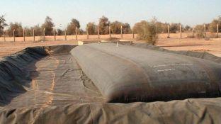 EX Reserve 10,000 Gal Collapsible Fuel/Fluid Storage Bladder