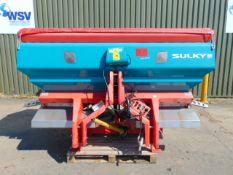 Unused Reco Sulky X36 3pt Linkage Mounted Fertiliser Spreader