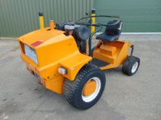 Sisis HTU-14 Garden Tractor C/W Kohler Engine and 3-Point Linkage