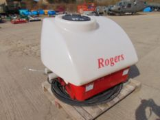 Rogers PTO Driven Pressure Washer C/W Tank and Hose as Shown