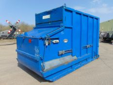 Bergman 400V Portable Waste Compactor Suitable for Skip Lorry