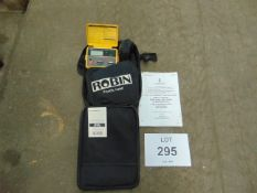 ROBIN KMP 3075DL TEST SET CONTINUITY AND INSULATION C/W LEADS AND ACCESSORIES