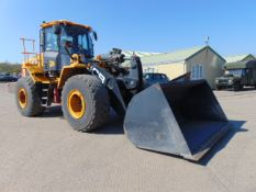 2012 JCB 457 ZX T4 Wheel Loader ONLY 7,948 HOURS!