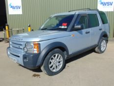 2007 Land Rover Discovery 3 TDV6 S 5d Manual Commercial