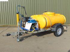 Trailer Engineering Fast Tow Yanmar Diesel Pressure Washer Bowser
