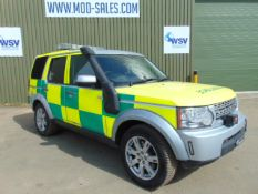 1 Owner 2010 Land Rover Discovery 4 TDV6 GS 5d 6 Speed Auto
