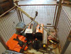 2X NEWARC WELDERS, WORK LIGHT TOOLS ETC