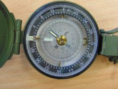 FRANCIS BARKER M88 BRITISH ARMY PRISMATIC COMPASS C/W LANYYARD UK MADE