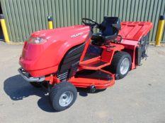 Countax D50 LN Diesel Ride On Mower c/w grass collector