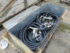 Refuelling Kit c/w Heavy Duty Storage Case