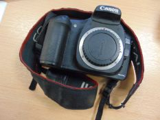 CANON EOS 20D DIGITAL CAMERA AS SHOWN