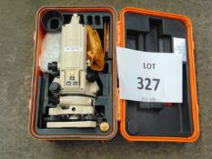 PENTAX TH-E 100 ELECTRONIC THEODOLITE WITH ACCESSORIES