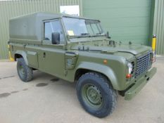 Land Rover Wolf 110 Hard Top with Remus upgrade ONLY 39,373km!