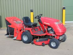 Countax Ride On Mower c/w grass collector ONLY 193 HOURS!