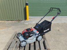"""Masport 250ST 18"""" Self Propelled Petrol Lawn Mower"""