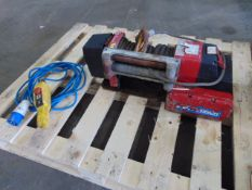 Superwinch Electric Recovery Winch