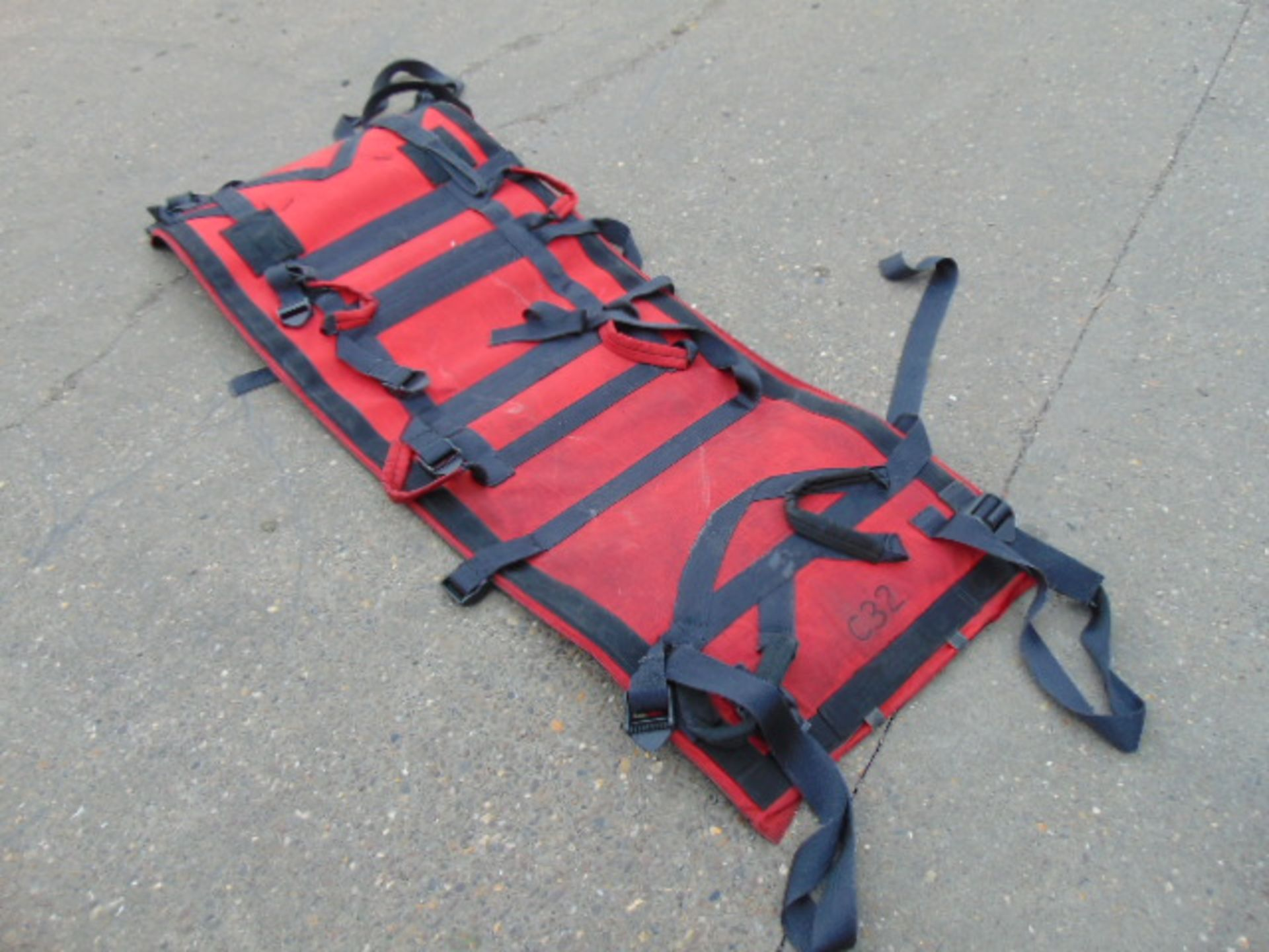 QTY 4 x MIBS stretchers (Multi-integrated Bodysplint Stretcher) - Image 2 of 2