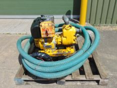 "You are bidding for a Gilkes J50 TWGMLD Lombardini Diesel 2"" Industrial Water Pump"