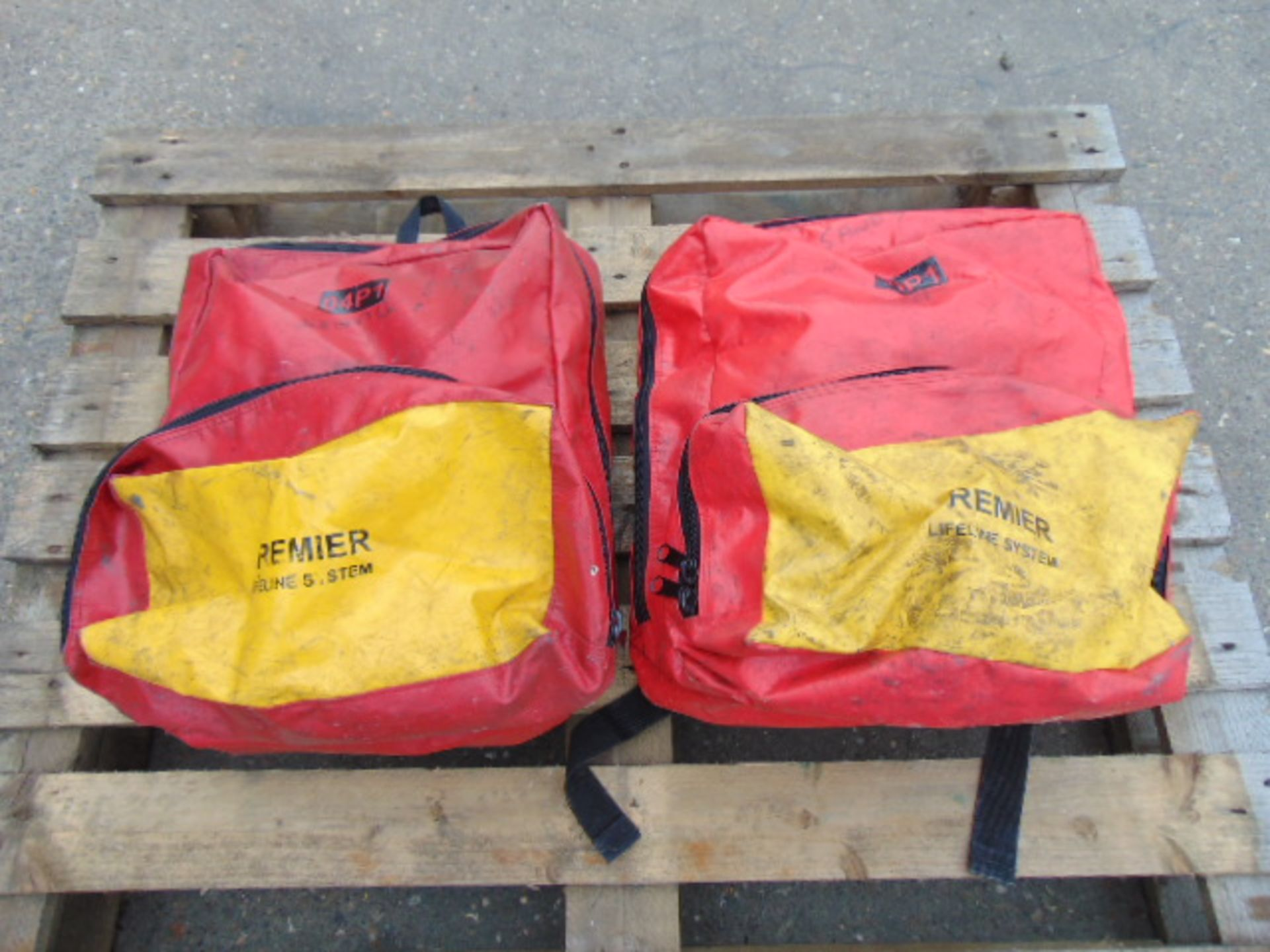 QTY 2 x Premier Lifeline Hose Inflation Systems - Image 4 of 4