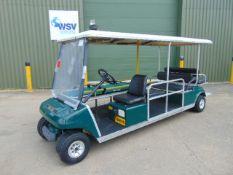 Club Car 6 Seater Golf Buggy / Estate Vehicle